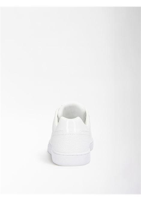 SNEAKER JULIEN LOGO GUESS FOOTWEAR | Scarpe | FL5JL2 ELE12WHIWH