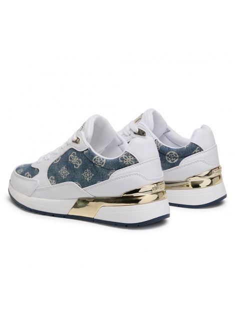 Sneakers MOXEA GUESS FOOTWEAR | Scarpe | FL5MX2 DEN12WHITE