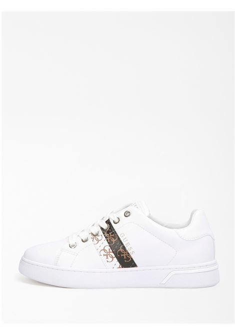 SNEAKERS REEL GUESS FOOTWEAR | Scarpe | FL5REE ELE12WHIWH