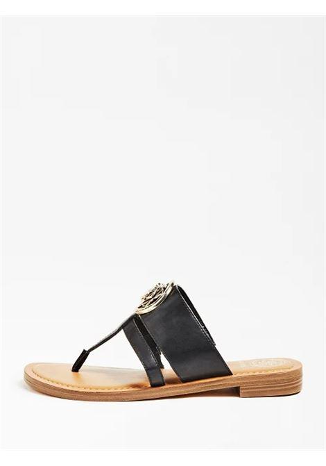 INFRADITO Genera GUESS FOOTWEAR | Sandali | FL6GEA ELE21BLACK