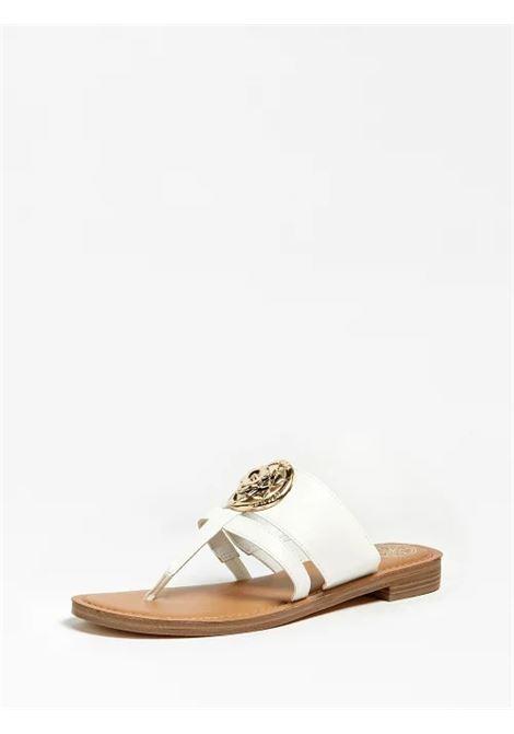 INFRADITO Genera GUESS FOOTWEAR | Sandali | FL6GEA ELE21WHITE