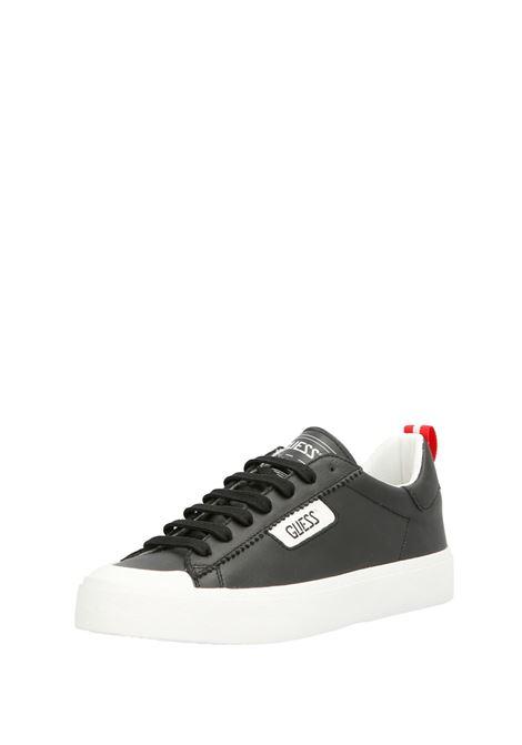 Sneaker Mima GUESS FOOTWEAR | Scarpe | FM5MIM LEA12BLACK