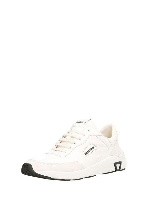 SNEAKERS MODENA GUESS FOOTWEAR | Scarpe | FM5MNA LEA12WHITE