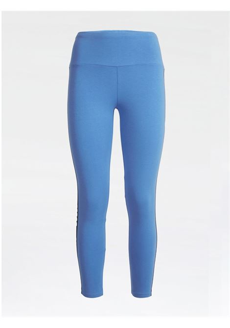 LEGGINGS IN JERSEY STRETCH CON BANDA LOGATA GUESS ACTIWEAR | Pantalone | O1GA08 KABR0G7DS