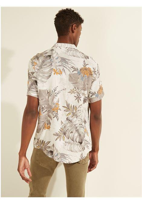 Camicia fantasia GUESS | Camicie | M0RH55 RD4Z1P8K2