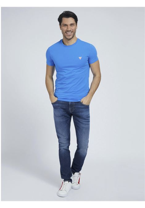 T-SHIRT SUPER SLIM GUESS | T-shirt | M1RI24 J1311G7DQ