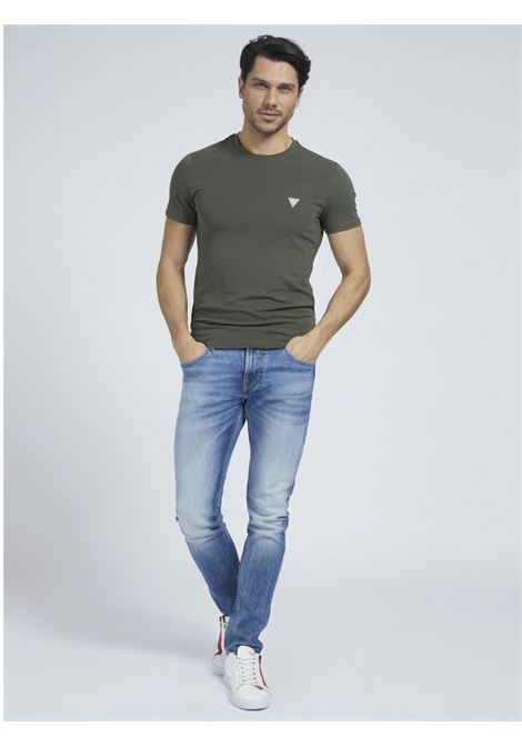 T-SHIRT SUPER SLIM GUESS | T-shirt | M1RI24 J1311G8F6