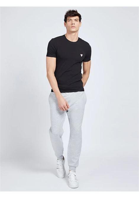 T-SHIRT SUPER SLIM GUESS | T-shirt | M1RI24 J1311JBLK