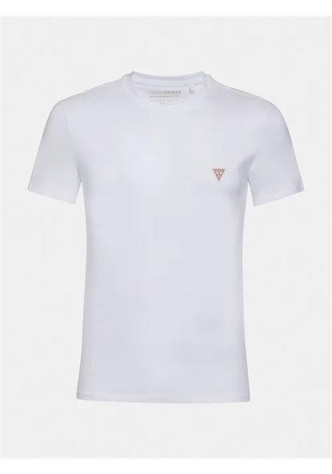 T-SHIRT SUPER SLIM GUESS | T-shirt | M1RI24 J1311TWHT