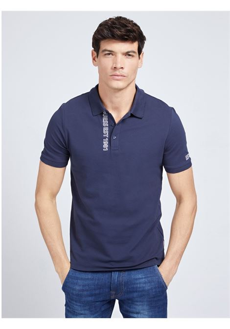 POLO LOGO TRIANGOLO GUESS | Polo | M1RP54 K7O61G77G