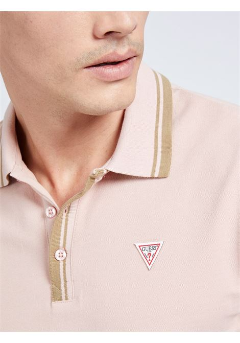 POLO LOGO TRIANGOLO GUESS | Polo | M1RP60 K7O61G6M1