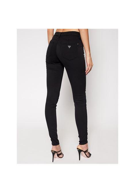Pantalone Curve X GUESS | Pantalone | W1GAJ2 W77REJBLK