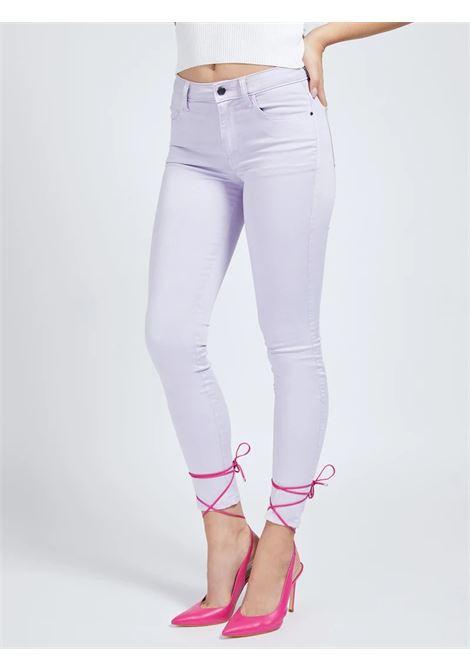 PANTALONE SKINNY SUPER STRETCH GUESS | Pantalone | W1GAJ3 W93CEG472