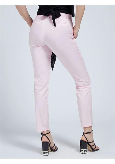 PANTALONE SLIM FOULARD GUESS | Pantalone | W1GB12 WCRU3G600