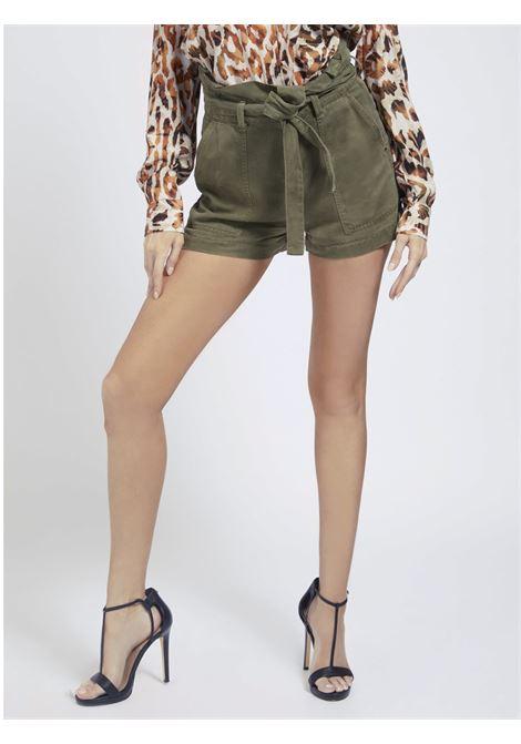 Shorts con cintura GUESS | Pantalone | W1GD0D WDP82G8U0