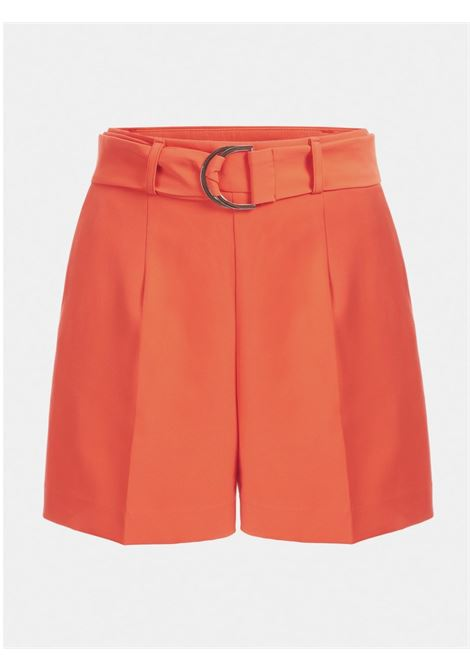 SHORTS REGULAR CINTURA GUESS | Pantalone | W1GD1E WB4H2G5N1