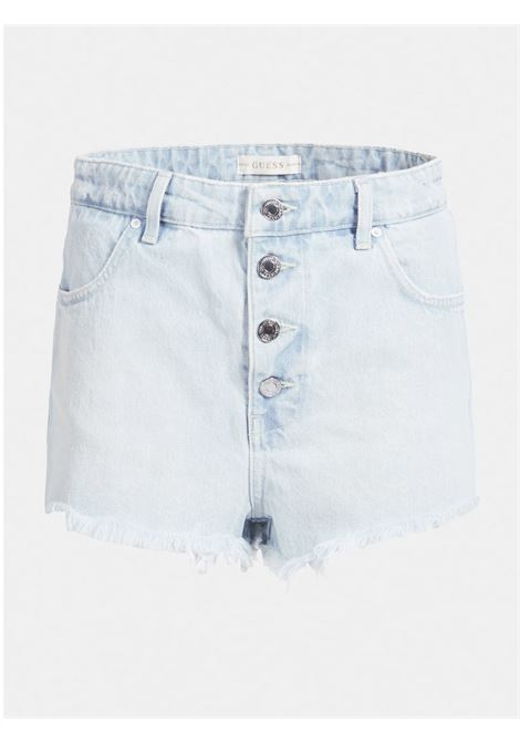 Shorts in denim GUESS | Pantalone | W1GD59 D3P31PIKY