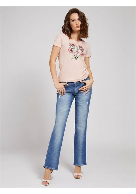 T-SHIRT LOGO GUESS | T-shirt | W1GI0N J1311G64O