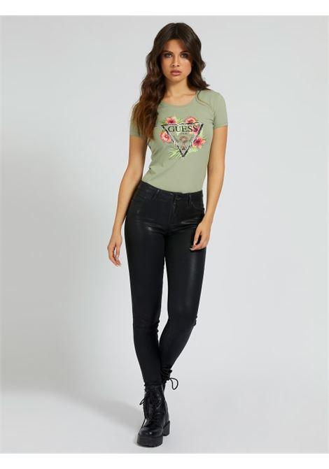 T-SHIRT LOGO GUESS | T-shirt | W1GI0N J1311G8CQ
