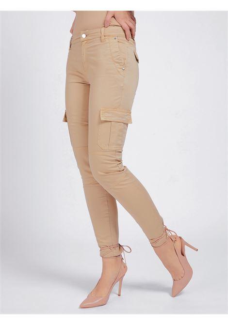 PANTALONE SKINNY CARGO GUESS | Pantalone | W1RB14 WDPA1G1J7