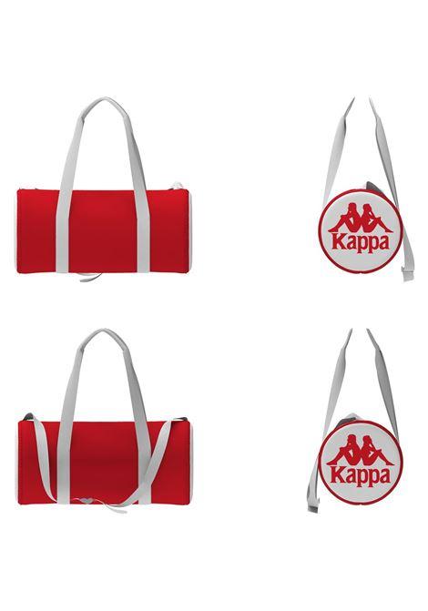 Borsa a tracolla Kappa | Borse | 3119GWWA00 RED MD-WHITE