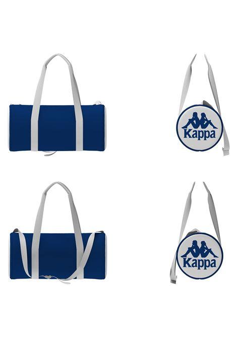 Borsa a tracolla Kappa | Borse | 3119GWWA01 BLUE ROYALE-WHITE