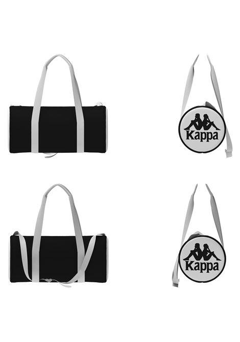 Borsa a tracolla Kappa | Borse | 3119GWWA04 BLACK-WHITE