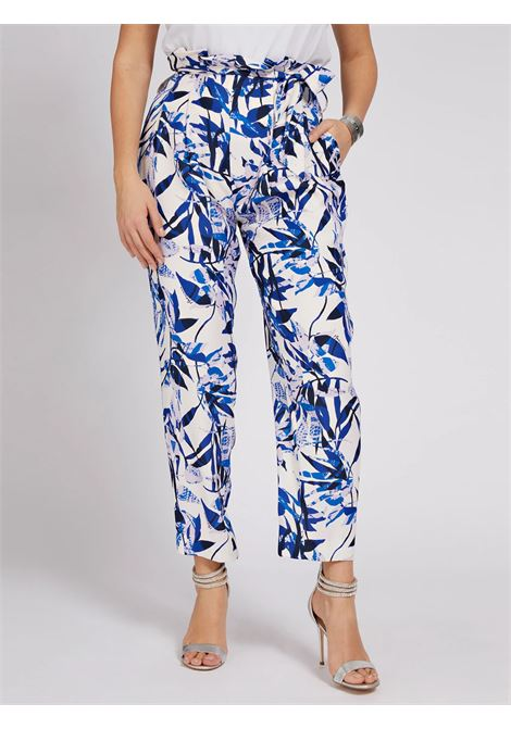PANTALONE MARCIANO STAMPA ALL OVER MARCIANO | Pantalone | 1GG109 9526ZP7AG