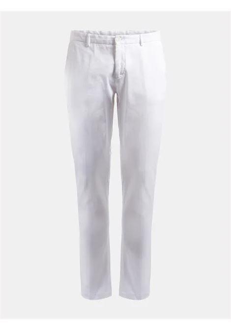 PANTALONE TINTO IN CAPO MARCIANO MARCIANO | Pantalone | 1GH109 1999ZTWHT