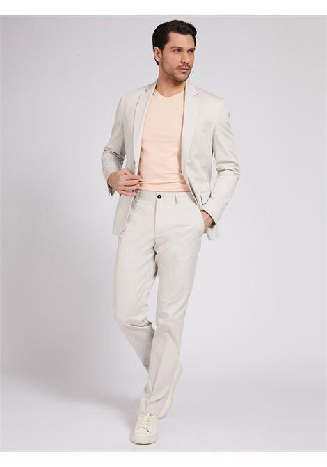 PANTALONE TINTO FILO MARCIANO MARCIANO | Pantalone | 1GH131 2013ZG1H1