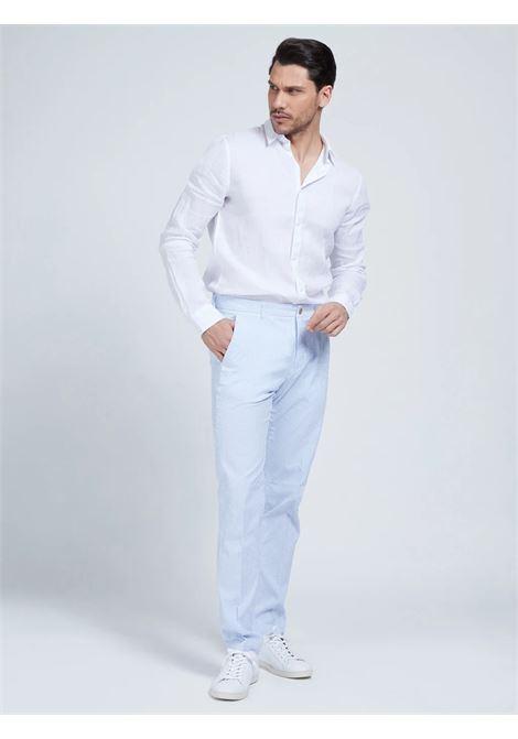 CAMICIA LINO MARCIANO MARCIANO | Camicie | 1GH439 4373ZTWHT