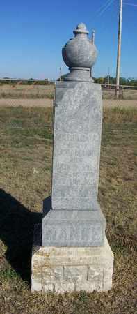 MANKE, MATHILDA A - Barton County, Kansas | MATHILDA A MANKE - Kansas Gravestone Photos