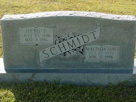 SCHMIDT, OTTO E - Barton County, Kansas | OTTO E SCHMIDT - Kansas Gravestone Photos
