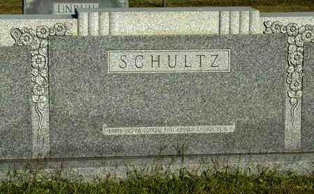 SCHULTZ FAMILY STONE,  - Barton County, Kansas |  SCHULTZ FAMILY STONE - Kansas Gravestone Photos