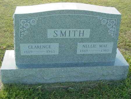 SMITH, NELLIE MAE - Barton County, Kansas   NELLIE MAE SMITH - Kansas Gravestone Photos