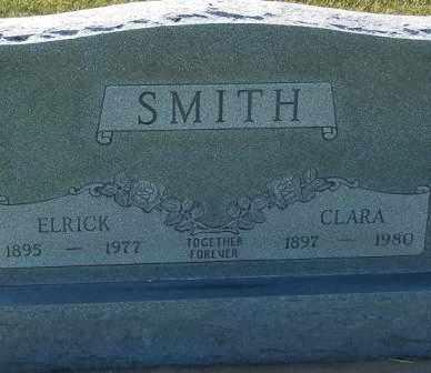 EWY SMITH, CLARA - Barton County, Kansas | CLARA EWY SMITH - Kansas Gravestone Photos