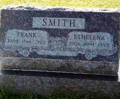 SMITH, ETHELENA - Barton County, Kansas | ETHELENA SMITH - Kansas Gravestone Photos
