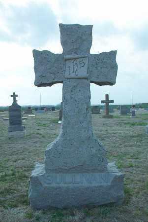 SULLIVAN, *FAMILY STONE - Barton County, Kansas | *FAMILY STONE SULLIVAN - Kansas Gravestone Photos