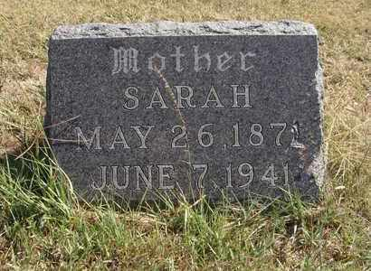 BASE, SARAH - Barton County, Kansas | SARAH BASE - Kansas Gravestone Photos