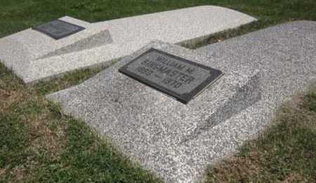"SINGMASTER, WILLIAM W. ""WILL"" - Bourbon County, Kansas | WILLIAM W. ""WILL"" SINGMASTER - Kansas Gravestone Photos"
