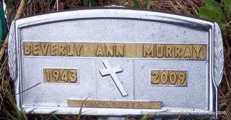 MURRAY, BEVERLY ANN - Brown County, Kansas | BEVERLY ANN MURRAY - Kansas Gravestone Photos