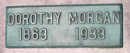 MORGAN, DOROTHY - Cherokee County, Kansas | DOROTHY MORGAN - Kansas Gravestone Photos