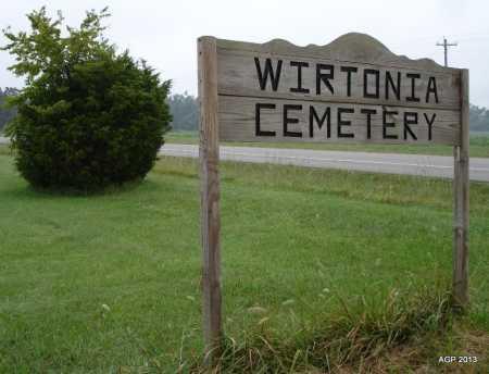 *SIGN,  - Cherokee County, Kansas    *SIGN - Kansas Gravestone Photos