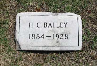 BAILEY, HENRY   (VETERAN UNION) - Cowley County, Kansas | HENRY   (VETERAN UNION) BAILEY - Kansas Gravestone Photos