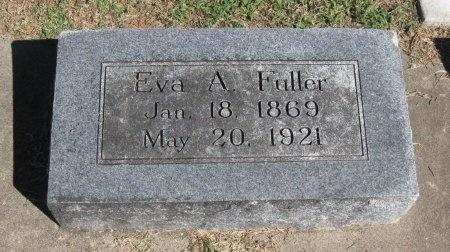 FULLER, EVA ALFRETTA - Cowley County, Kansas | EVA ALFRETTA FULLER - Kansas Gravestone Photos