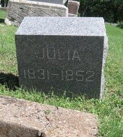 FULLER, JULIA - Cowley County, Kansas | JULIA FULLER - Kansas Gravestone Photos