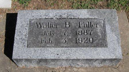 FULLER, WALTER BERT - Cowley County, Kansas | WALTER BERT FULLER - Kansas Gravestone Photos