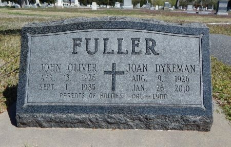 FULLER, JOAN - Cowley County, Kansas | JOAN FULLER - Kansas Gravestone Photos