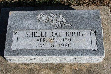 KRUG, SHELLI RAE - Cowley County, Kansas   SHELLI RAE KRUG - Kansas Gravestone Photos
