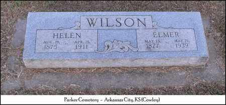WILSON, HELEN THERESA - Cowley County, Kansas | HELEN THERESA WILSON - Kansas Gravestone Photos